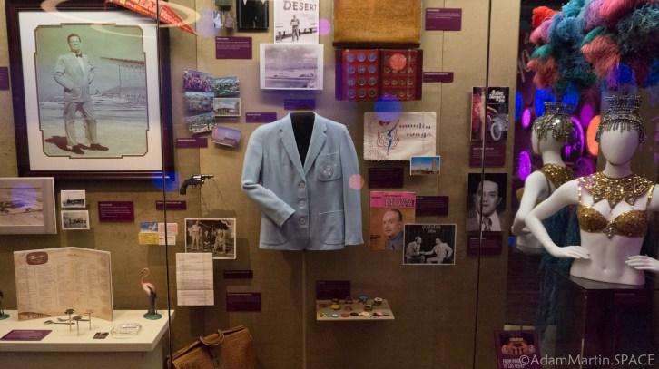 The Mob Museum - Early Vegas Memorabilia