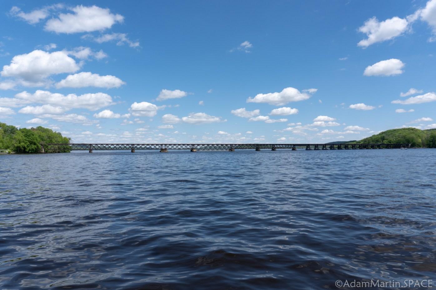 Merrimac Ferry - Crossing Lake Wisconsin