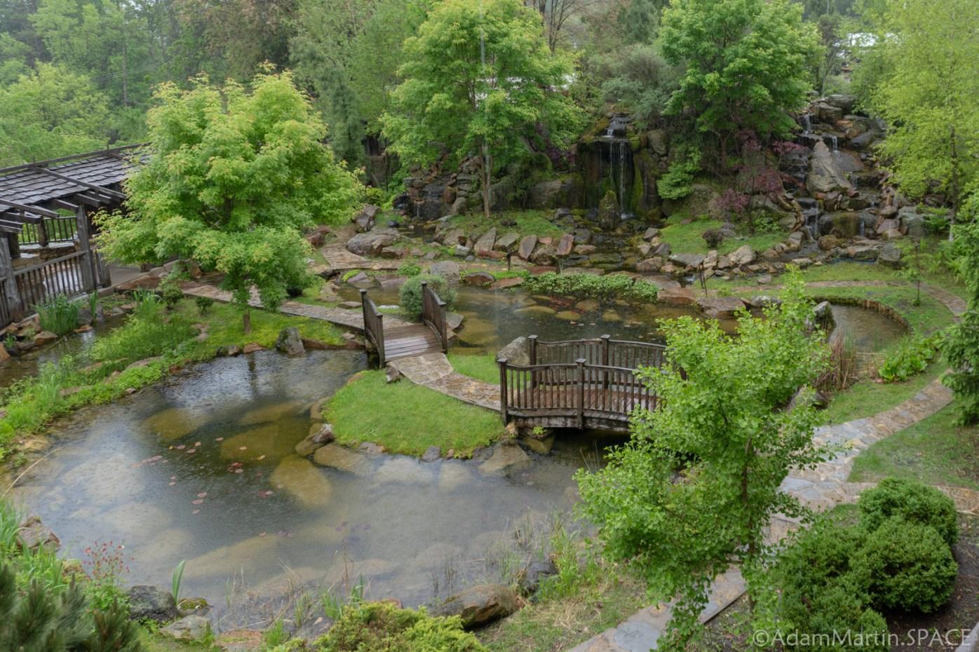 House On The Rock - Japanese Garden