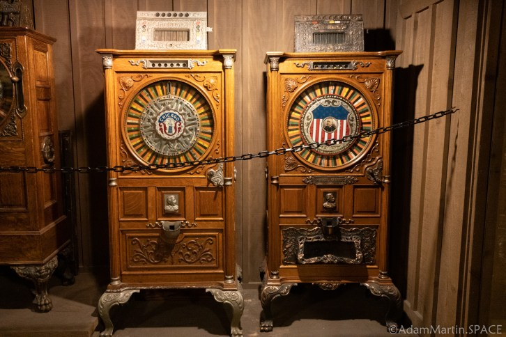 House On The Rock - Antique Gambling Machines