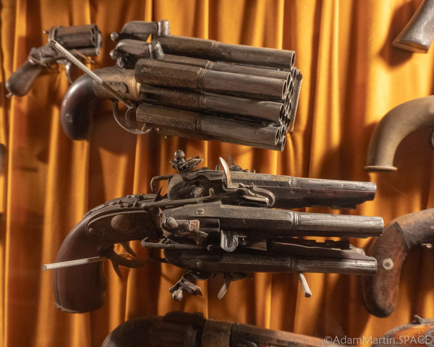House On The Rock - Fantasy Flintlock Firearms