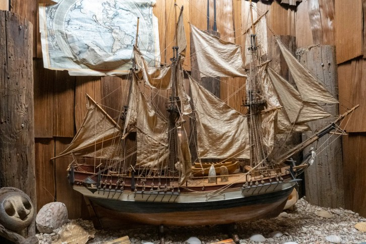 House On The Rock - Heritage Of The Sea Model Ships