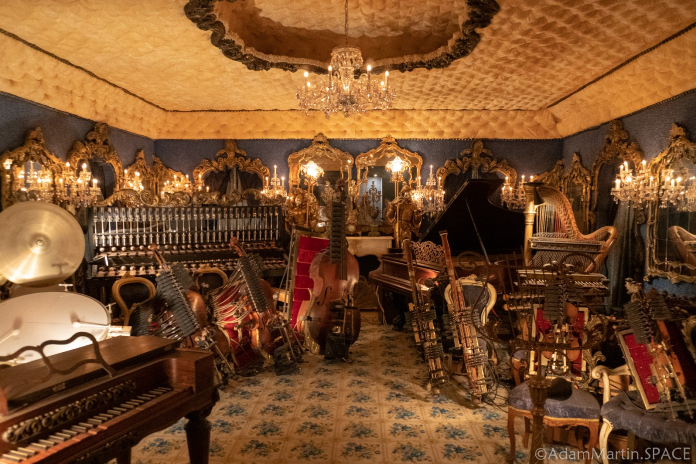 House On The Rock - Music of Yesterday - Blue Room Orchestra
