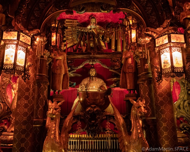 House On The Rock - Music of Yesterday - Chinese-inspired Music Machine