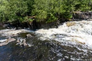 Breakwater Falls - Multiple drops