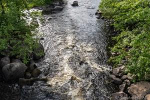Rice Lake Rapids