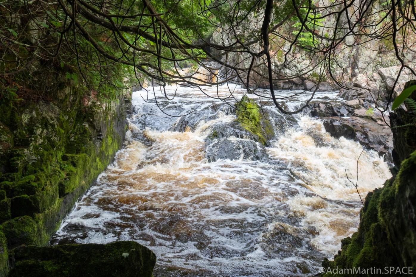 Third Trestles Falls