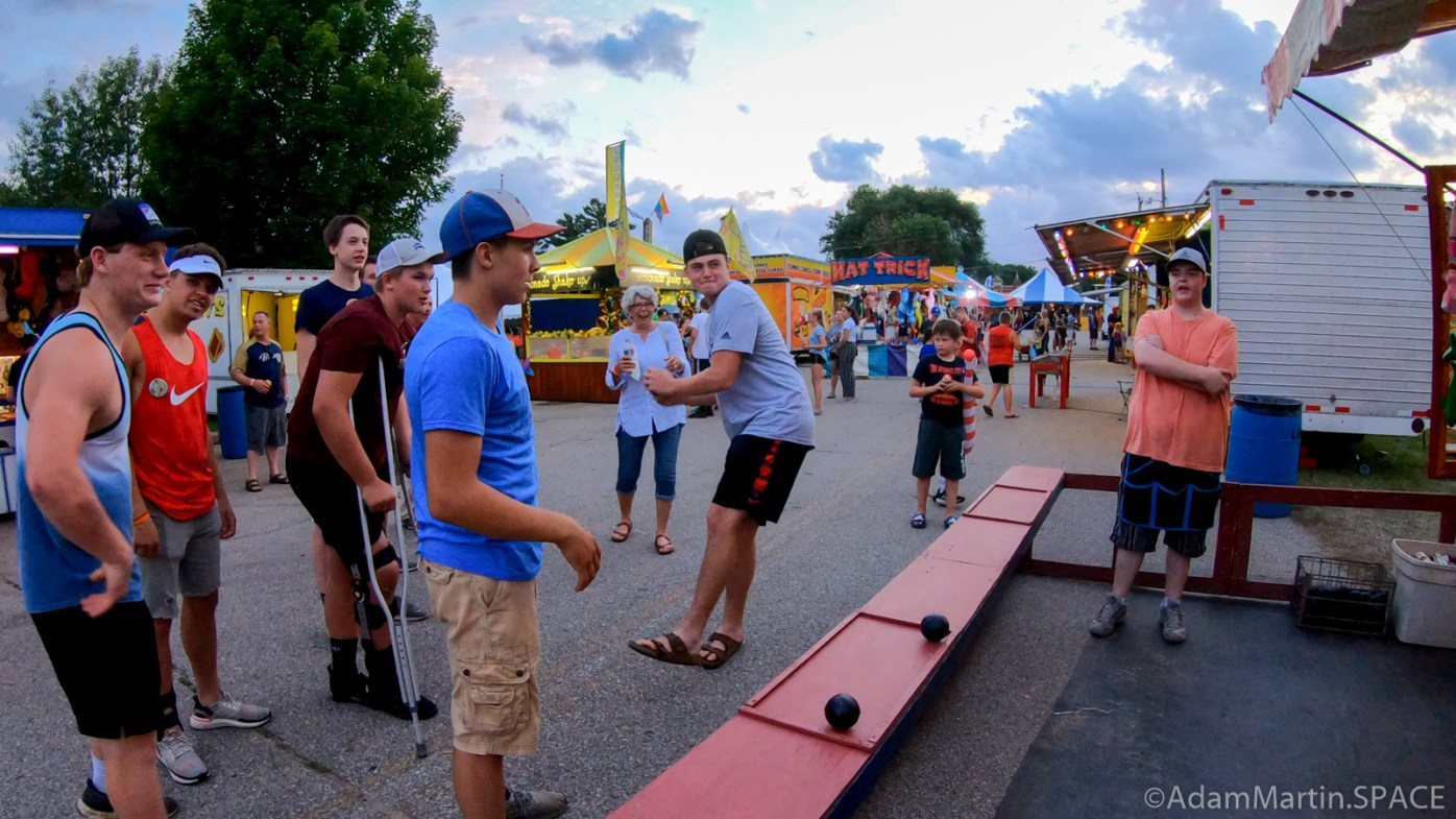 Catfish Days 2019 - Carnival Games