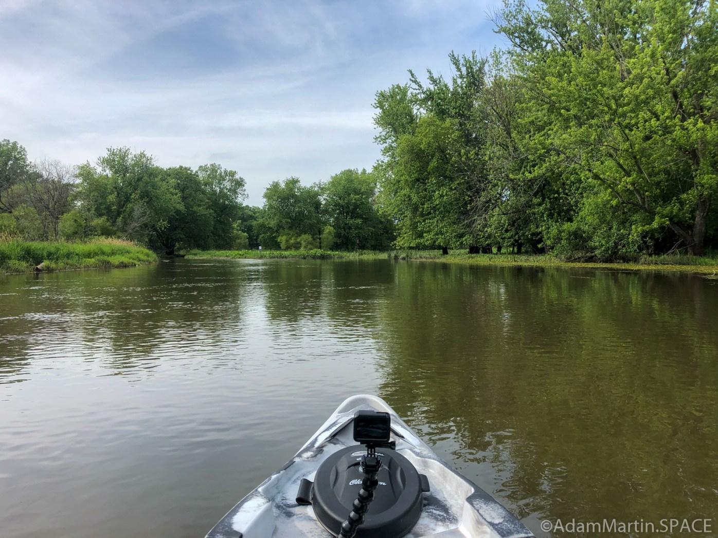 Perrot State Park - Paddling the Voyageurs Canoe Trail