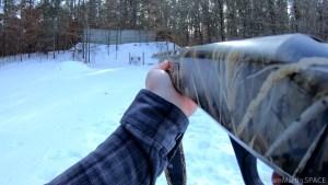 McMiller Sports Center - Taking aim at shotgun patterning range