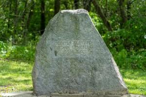 Copper Culture State Park - Indian Cemetery 5556 B.C.