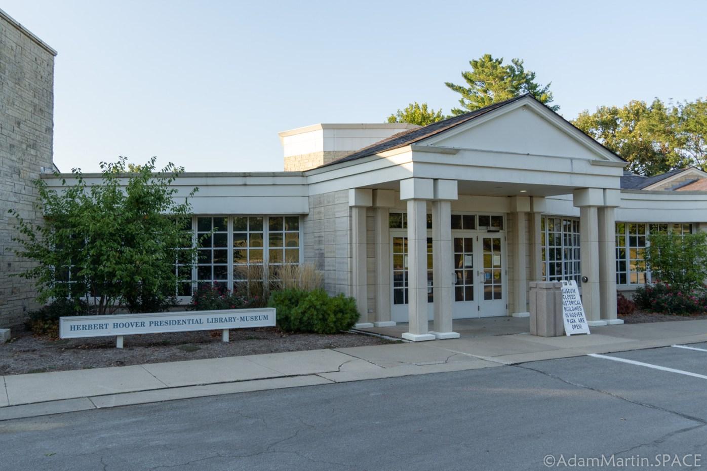 Herbert Hoover National Historic Site - Library/Museum