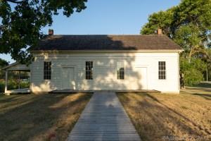 Herbert Hoover National Historic Site - Quaker meetinghouse