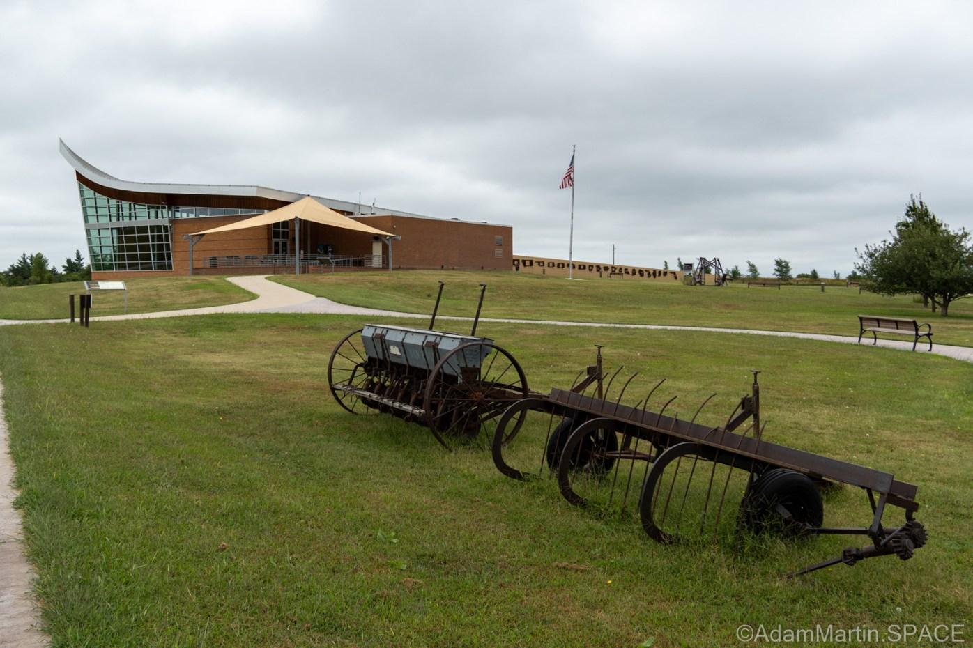 Homestead National Historical Park - Heritage Center