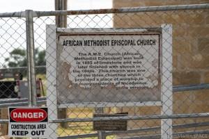 Nicodemus National Historic Site - African Methodist Episcopal Church