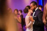 Westin Alexandria Wedding reception by Washington DC Wedding Photographer Adam Mason