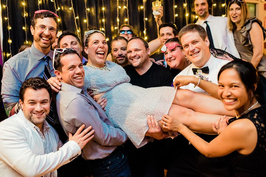arlington wedding fun by Washington DC Wedding Photographer Adam Mason