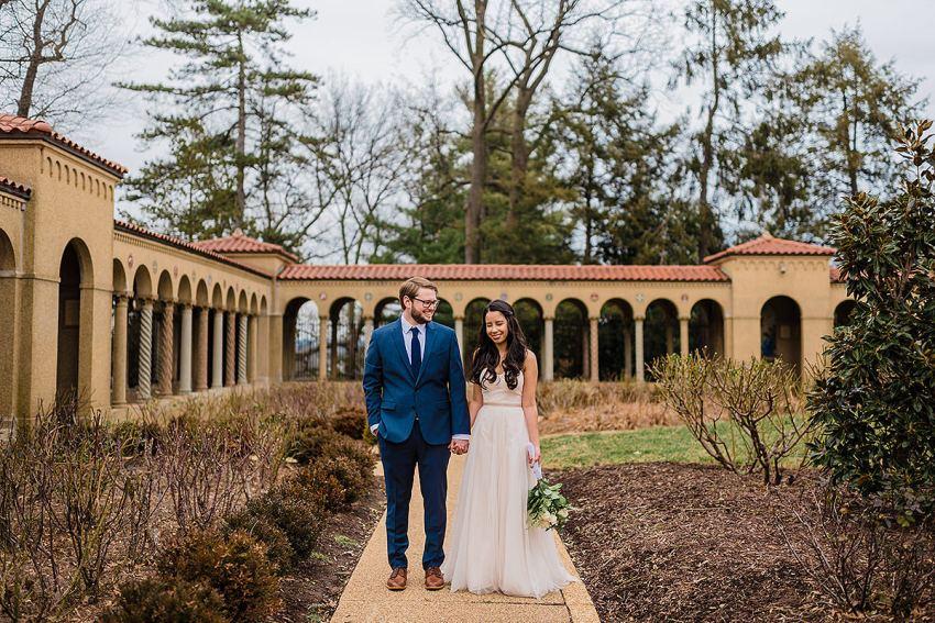Brookland DC Wedding Venues by Washington DC Wedding Photographer Adam Mason