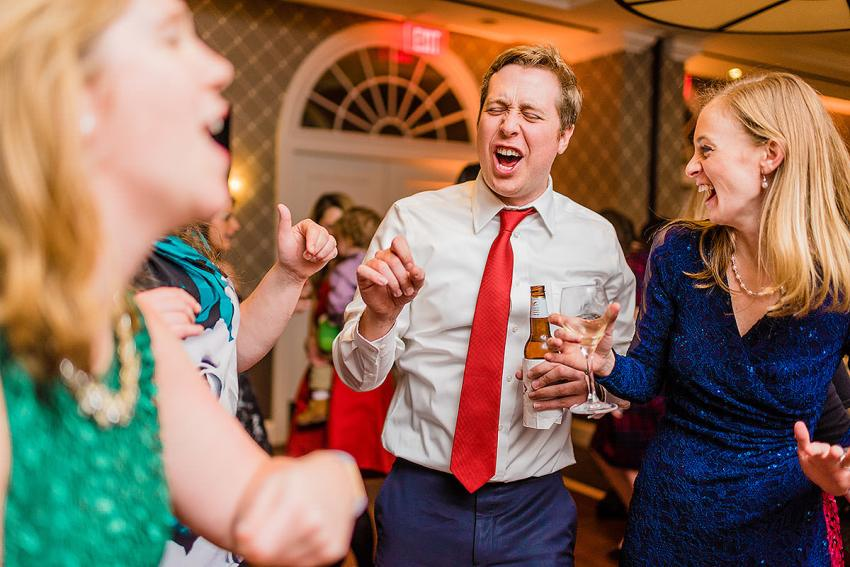 reception at Alexandrian Hotel Wedding by Washington DC Wedding Photographer Adam Mason