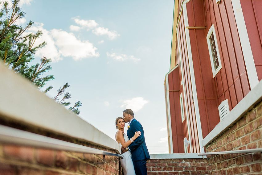wyndridge farm wedding portraits by Washington DC Wedding Photographer Adam Mason