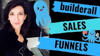 How To Use BUILDERALL and Create SALES FUNNELS