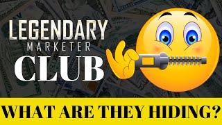 LEGENDARY MARKETER CLUB REVIEWS