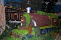 Tacky train