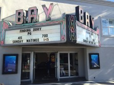 We saw Finding Dory in Dory's hometown of Morro Bay!
