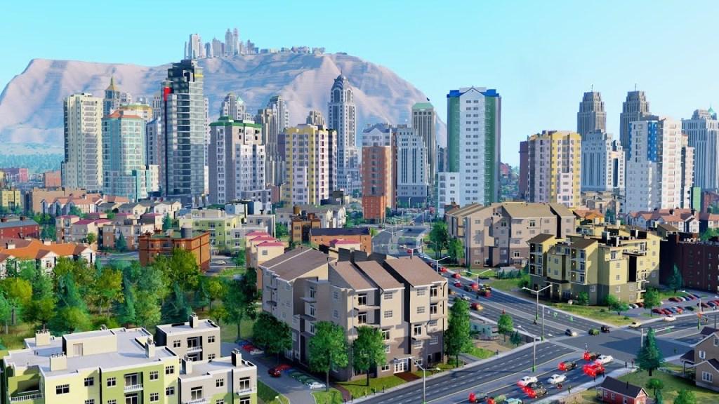 Sim City - Transit