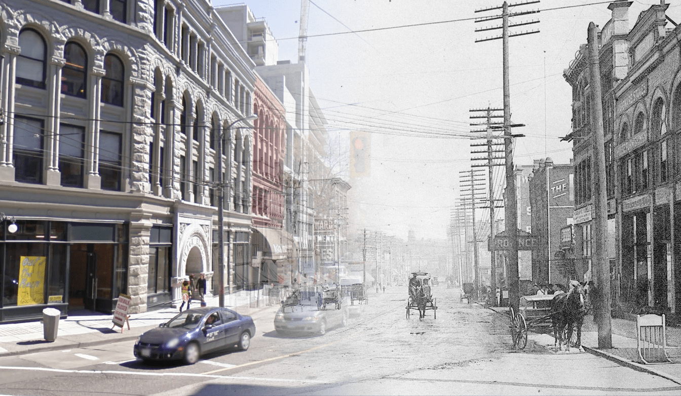 gastown-1905-to-2014