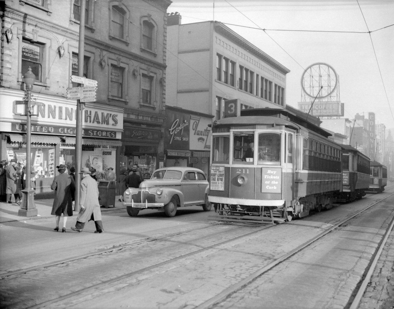 Streetcar Ads