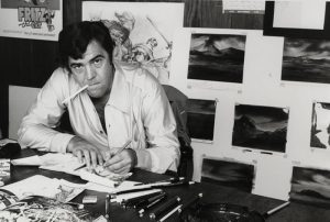 Ralph Bakshi back in the day