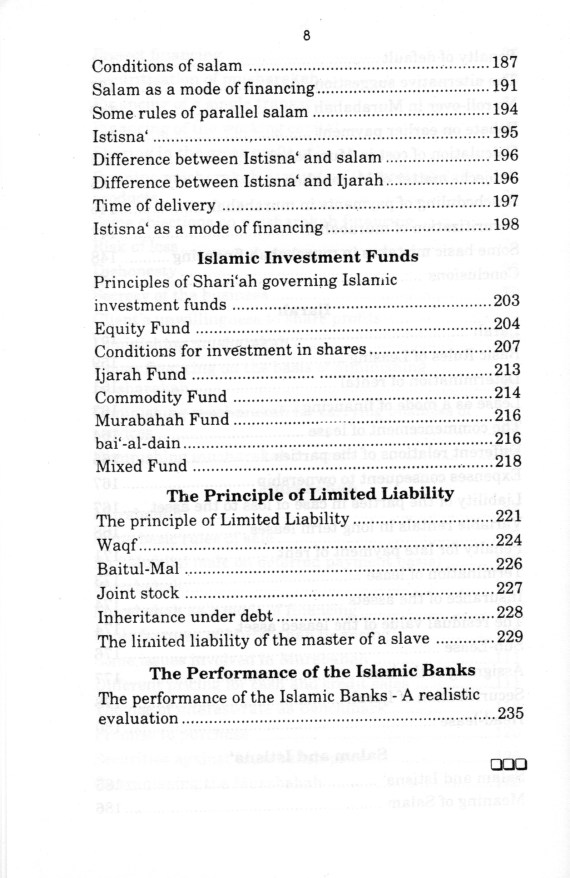 An Introduction to Islamic Fincance pg 4