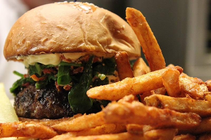 Mediterranean-Burger