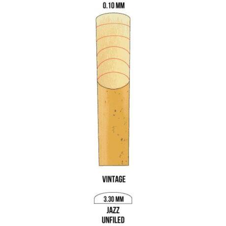 Reed Jazz Unfiled Vintage