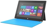 Microsoft Surface RT with Touch Cover keyboard