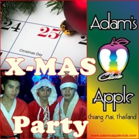 20.12.2015 X-Mas Adams Apple Club 2015 a