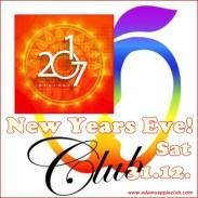 New Years Eve Party @ Adams Appel Club