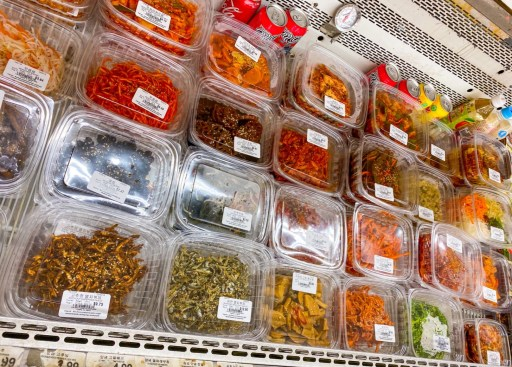 Banchan (Korean Side Dishes) - Shopping for Our Korean BBQ at Home