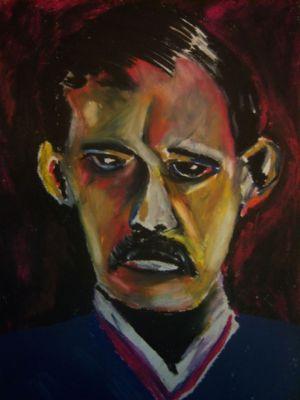 Portrait_Evard Munch