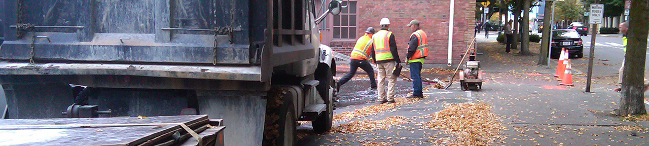 Commercial Paving & Repair