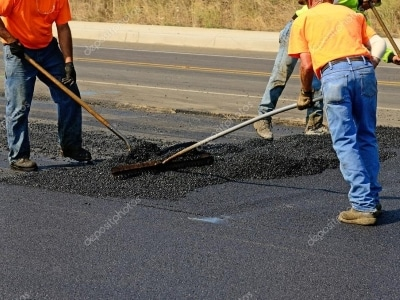asphalt paving services tacoma