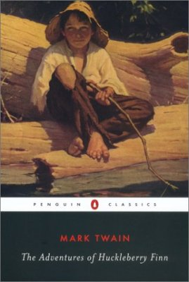The Adventures of Huckleberry FinnMark Twain