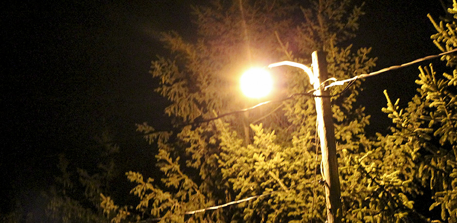 security lights adams electric