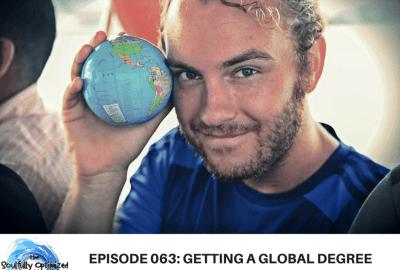 Michael Graziano Global Degree TV