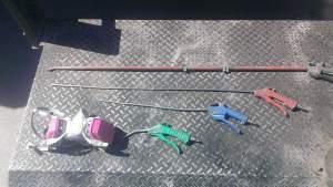 Adams Mobile Air Blow Gun Arsenal