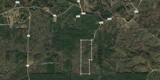 27.5+/- Acres on Attala Rd 5237