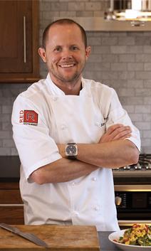 Chef Jonathan Bennett