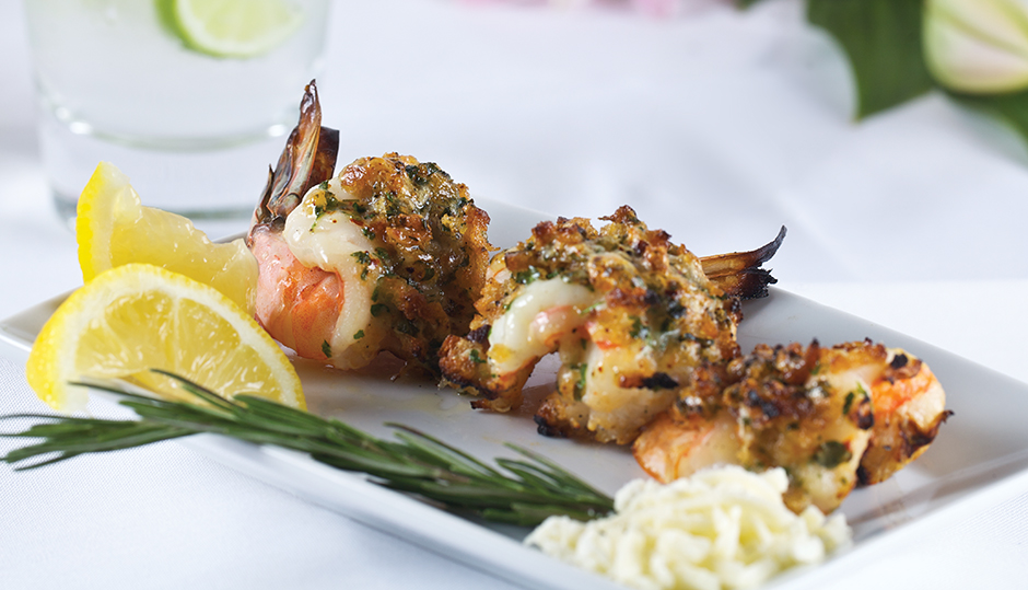 Adams Reserve Grilled Shrimp