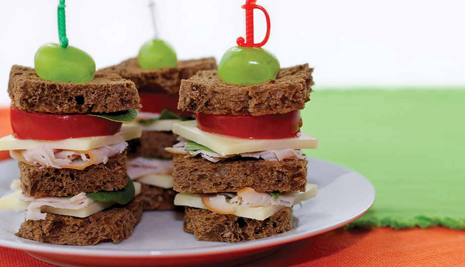 Adams Reserve Kids Sandwiches